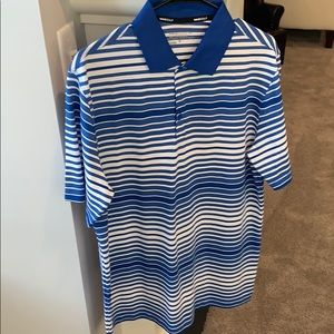 Nike Golf Size Large Polo